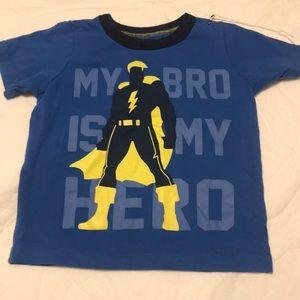 Bro is my hero carter's shirt